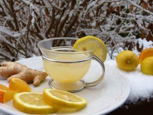 cara menurunkan berat badan dengan air lemon dan jahe